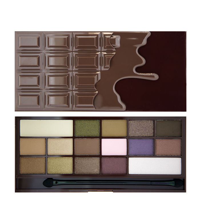 I Heart Makeup - Palette di ombretti Chocolate - I Heart Chocolate ...