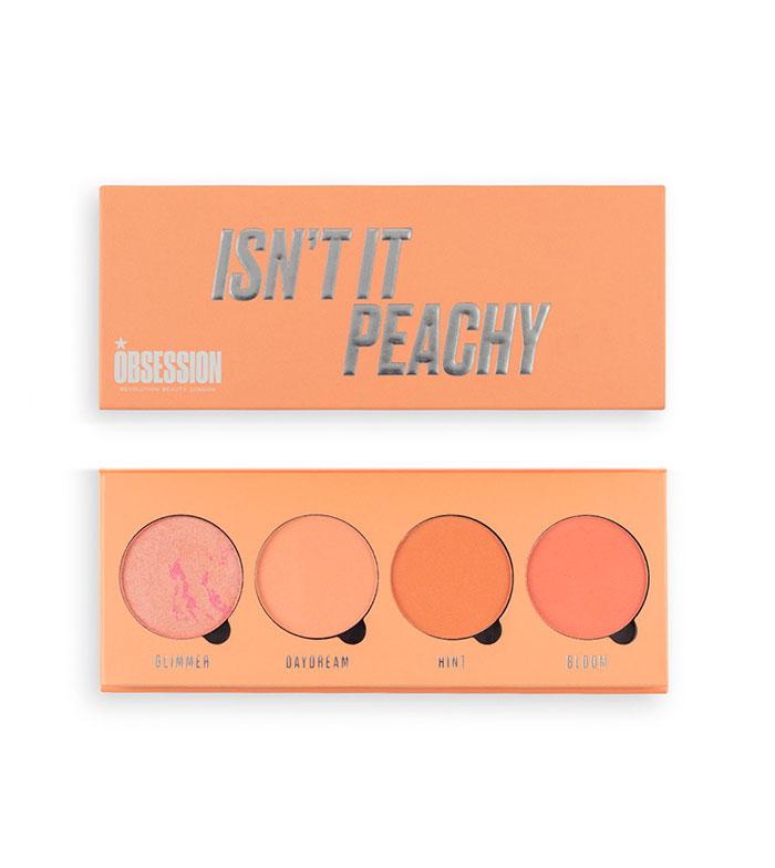 078b26a53acb Acquistare Makeup Obsession - Palette di Blush Isn't it Peachy ...