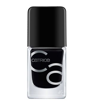 Catrice - Smalto per unghie ICONails Gel - 20: Black to the Routes