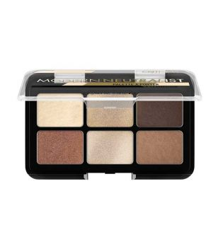 Catrice - Shadow Palette À Porter - 050: Less is more