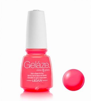 China Glaze -  Gel-smalto unghie Geláze - 82264: Thistle Do Nicely