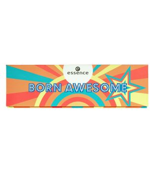 essence - Palette per occhi e viso Born Awesome