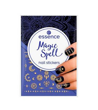 essence - Adesivi per unghie Magic Spell