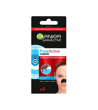Garnier - Cleansing Nose Pore Strips - Carbone