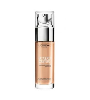 Loreal Paris - Fondotinta Fluido Accord Parfait - 2.D/2.W: Golden Almond