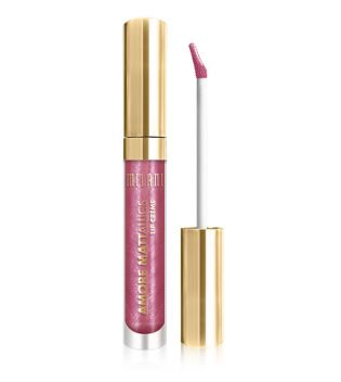 Milani - Amore Mattallics Lip Creme - 04: Cinematic Kiss