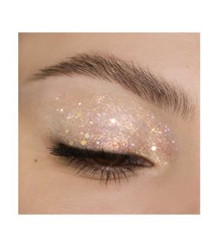 Nabla - *Miami Lights* - Palette di glitter - Miami Lights