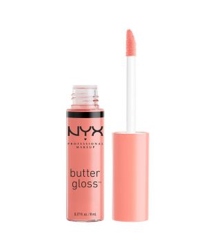 Nyx Professional Makeup - Butter Gloss - BLG08: Apple Strudel