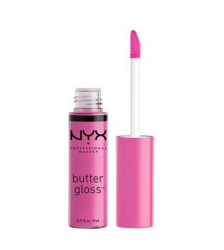 Nyx Professional Makeup - Butter Gloss - BLG26: Cotton Candy