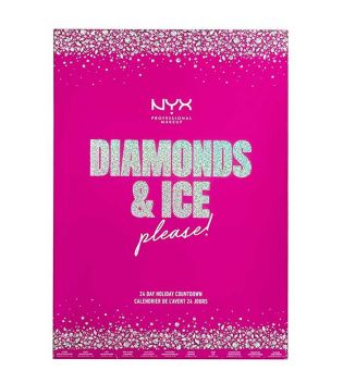 Nyx Professional Makeup - *Diamonds & Ice Please!* - Calendario dell'Avvento