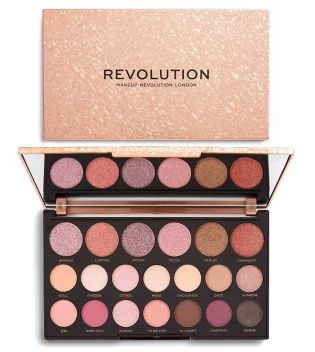 Revolution - *Jewel Collection* - Palette di ombretti - Deluxe
