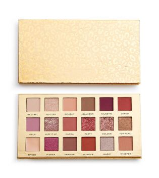Revolution Pro - Palette di ombretti New Neutral