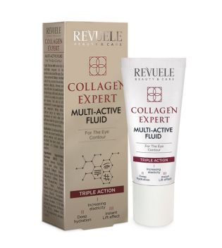 Revuele  - Contorno occhi Multi-Active Fluid Collagen Expert