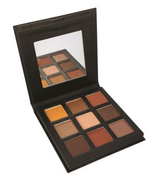 Technic Cosmetics - Palette di Ombretti occhi Pressed Pigments - Enticing