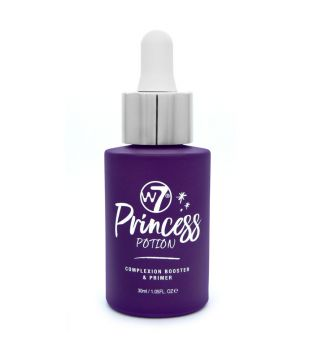 W7 -  Booster e Primer per il viso Princess Potion