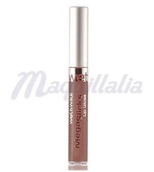 Wet N Wild - MegaSlicks Lip Gloss - 567A: Sheerly Cocoa