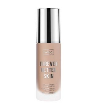 Wibo - *FitFreak * - Foundation Forever Better Skin - 06: Tan