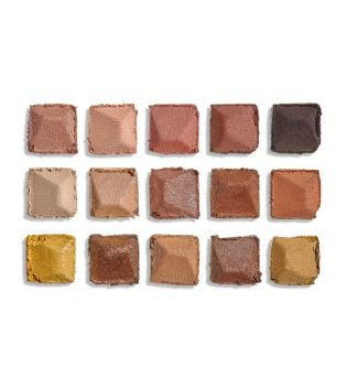 XX Revolution - *MetaliXX* - Palette di ombretti Gold Crush